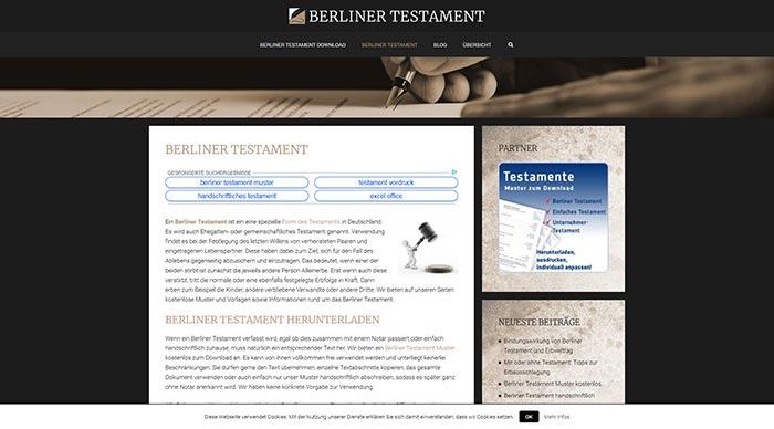 Berliner Testament