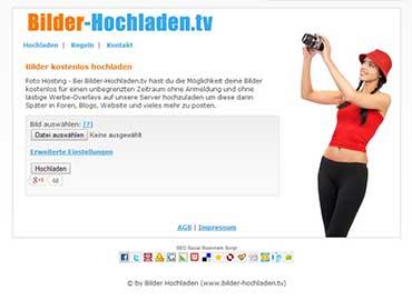 Bilder Upload Service