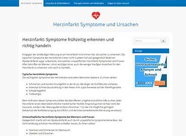 Fachportal Herzinfarkt