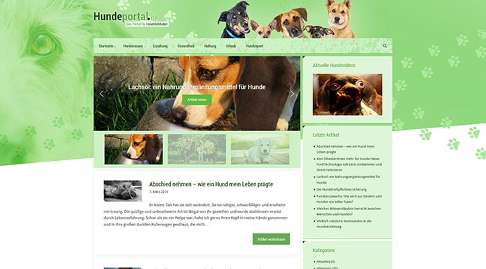 Hundeportal