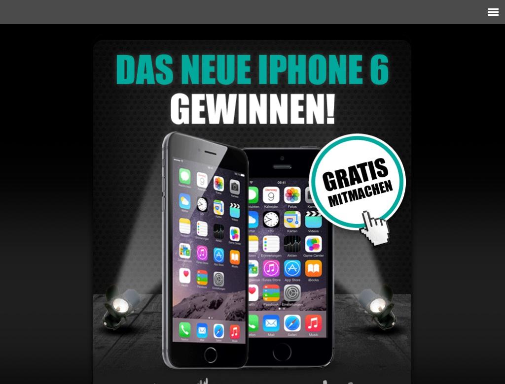 iPhone6-Gewinnspiel