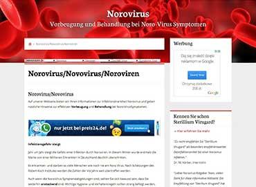 Norovirus Ratgeber
